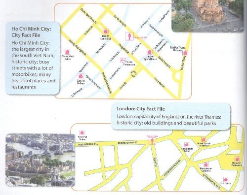 Unit 4: My neighbourhood-Communication