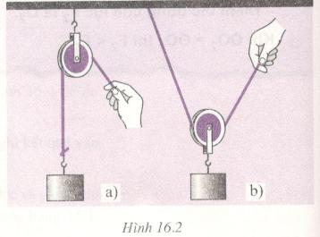 Hình 16.2 bài C1 trang 50 SGK Vật lí lớp 6