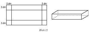 Hình 15 bài 48 trang 59 SGK Toán lớp 9 Tập 2