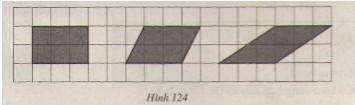 Hình 124 bài 12 trang 119 SGK Toán lớp 8 Tập 1