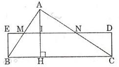 Hình bài 20 trang 122 SGK Toán lớp 8 Tập 1