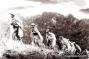 Phân tích đoạn thơ sau trong bài Tây Tiến của Quang Dũng: Doanh trại bừng lên hội đuốc hoa…Sông Mã gầm lên khúc độc hành.