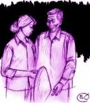 """Phân tích hình ảnh gia đình có người vợ nhặt trong truyện """"Vợ nhặt"""" của Kim Lân"""
