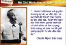 Bài 1: Phân tích bản Tuyên ngôn độc lập của Chủ tịch Hồ Chí Minh.