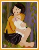 Hình ảnh con cò được nhấn mạnh ở ý nghĩa biểu tượng cho tấm lòng người mẹ, luôn ở bên con đến hết cuộc đời. Hãy chứng minh qua bài thơ Con cò của Chế Lan Viên.