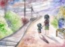 Vì sao chị em Liên trong truyện ngắn Hai đứa trẻ của Thạch Lam đêm nào cũng cố thức để được nhìn chuyên tàu đi qua,Thạch Lam muốn nói gì với người đọc?