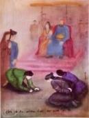 Phân tích đoạn thơ Thúy Kiều báo ân báo oán ( trích Truyện Kiều - Nguyễn Du)