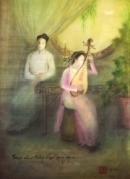 Giới thiệu một số biện pháp nghệ thuật thường gặp trong ca dao yêu thương, tình nghĩa