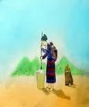 Cảm nhận về bài thơ Khúc hát ru những em bé lớn trên lưng mẹ của Nguyễn Khoa Điềm.