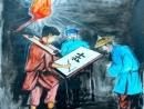 Phân tích thái độ của nhân vật Huấn Cao trong truyện ngắn Chữ người tử tù
