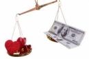 """Có người cho rằng: """"Sự ham muốn vô độ về tiền bạc sẽ đẩy con người vào chỗ sa đọa về tâm hồn"""