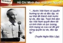 Phân tích giá trị lịch sử của Tuyên ngôn Độc lập. Nêu một vài cảm nhận của anh (chị) về phong cách nghệ thuật trong văn chính luận của  Hồ Chí Minh qua bản Tuvên ngôn độc lập này.