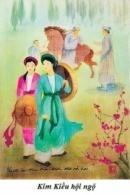 Phân tích đoạn Thề nguyền của Nguyễn Du