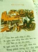 Cảm nhận khi đọc Bài ca Côn Sơn của Nguyễn Trãi.