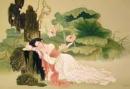 Hồ Xuân Hương với vấn đề người phụ nữ trong bài thơ Bánh trôi nước.