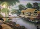 Cảm nhận về bài thơ Bạn đến chơi nhà của  Nguyễn Khuyến.