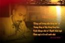 Cảm nhận về bài thơ Cảnh khuya của Hồ Chí Minh.