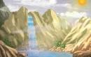 Vẻ đẹp của thác núi Lư qua hồn thơ tiên Lý Bạch.