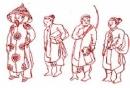Chân dung Huyện Hinh trong truyện ngắn Đồng hào  có ma của Nguyễn Công Hoan.