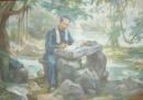 Hình ảnh người chiến sĩ cộng sản trong bài thơ Cảnh khuya.
