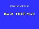 Em hãy viết đoạn văn cho biết kết quả sự hi sinh của những người dân các nước thuộc địa trong văn bản Thuế máu của Nguyễn Ái Quốc