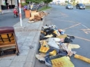 Bình luận về hiện tượng vứt rác bừa bãi.