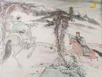 Phân tích đoạn thơ sau đây trong bài Tiếng địch sông Ô của Huy Thông: Sở Bá Vương ngồi yên....bận lòng vì phận bạc.