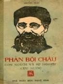 Phân tích bài Xuất dương lưu biệt của Phan Bội Châu.