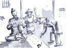 Phân tích cảnh cho chữ trong Chữ người tử tù