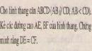 Bài 12 trang 74 sgk toán 8 tập 1
