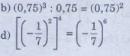 Bài 34 trang 22 sgk toán 7 tập 1