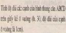 Bài 11 trang 74 sgk toán 8 tập 1
