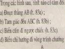 Bài 56 trang 96 sgk toán 8 tập 1
