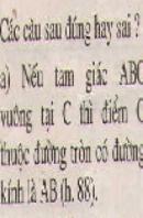 Bài 62 trang 99 sgk toán 8 tập 1