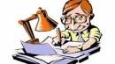 """Bạn em chưa hào hứng tham gia kỳ thi """"Văn hay chữ tốt"""" do nhà trường phát động. Hãy tâm sự với bạn về ý nghĩa kỳ thi này để bạn em tích cực tham gia"""