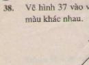 Bài 38 trang 116 - Sách giáo khoa toán 6 tập 1
