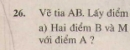 Bài 26 trang 113 - Sách giáo khoa toán 6 tập 1