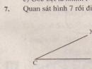 Bài 7 trang 75 - Sách giáo khoa toán 6 tập 2