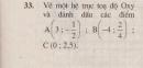 Bài 33 trang 67 sách giáo khoa toán 7 tập 1