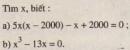 Bài 41 trang 19 sgk toán 8 tập 1