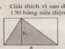 Bài 16 trang 121 sgk toán lớp 8 tập 1