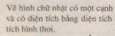 Bài 33 trang 128 sgk toán lớp 8 tập 1