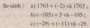 Bài 30 trang 76 sgk toán 6 tập 1