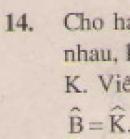 Bài 14 trang 112 - Sách giáo khoa toán 7 tập 1