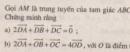 Bài 4 trang 17 sgk hình học lớp 10
