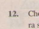 Bài 12 trang 112 - Sách giáo khoa toán 7 tập 1