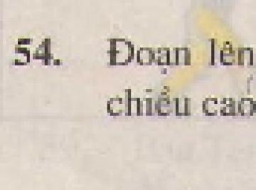 Bài 54 trang 131 - Sách giáo khoa toán 7 tập 1