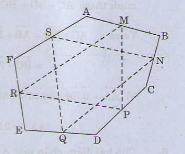 Hình 133 bài 19 trang 122 SGK Toán lớp 8 Tập 1