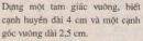 Bài 25 trang 76 sgk Toán lớp 9 tập 2