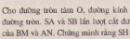 Bài 19 trang 75 sgk Toán lớp 9 tập 2